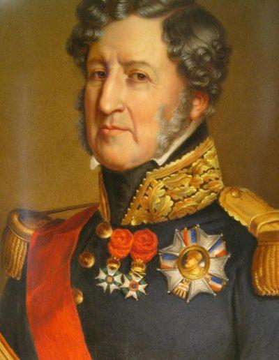 King Louis-Philippe d'Orléans