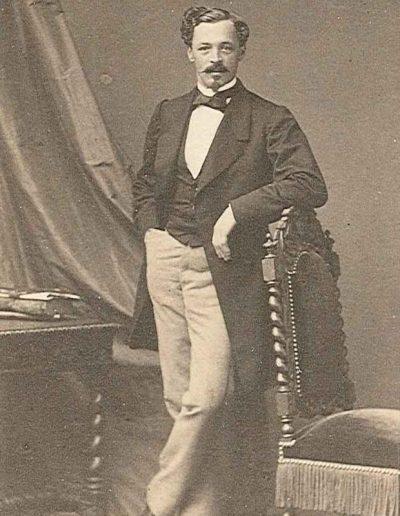 Hertugen af Pentièvre, søn af Prinsen af Joinville