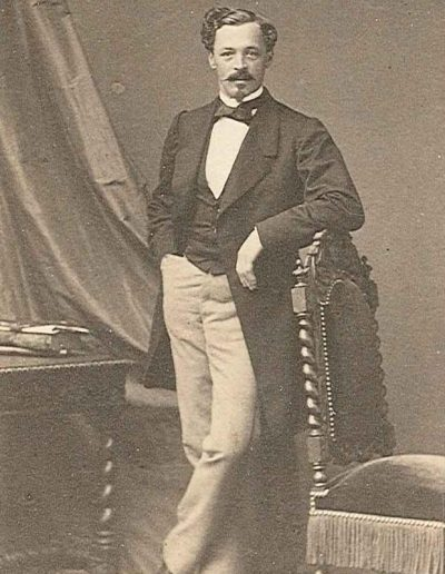 Duke of Pentièvre, son of the Prince of Joinville